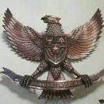 Garuda Tembaga Kuningan