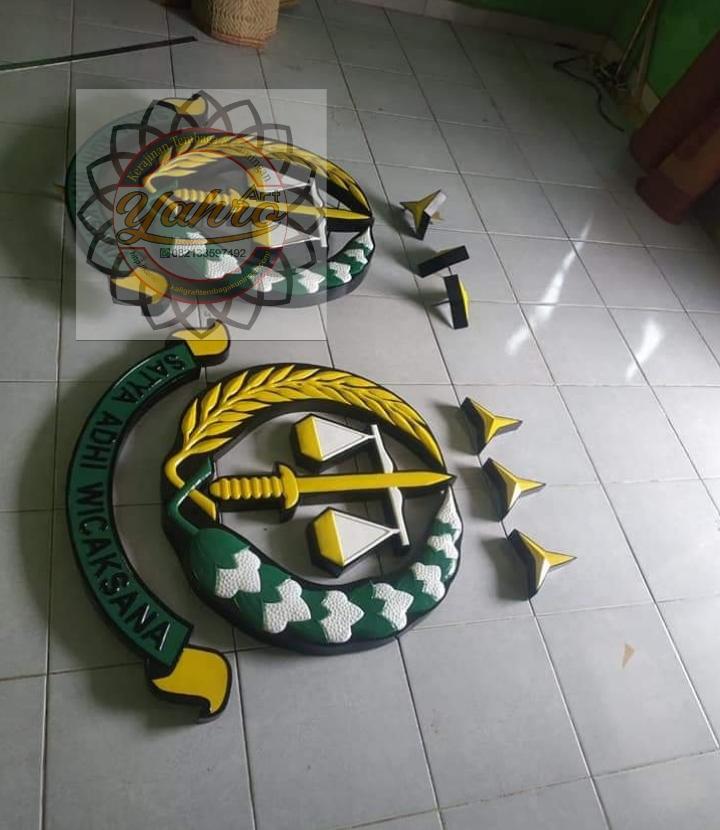 Kerajinan Logo instansi